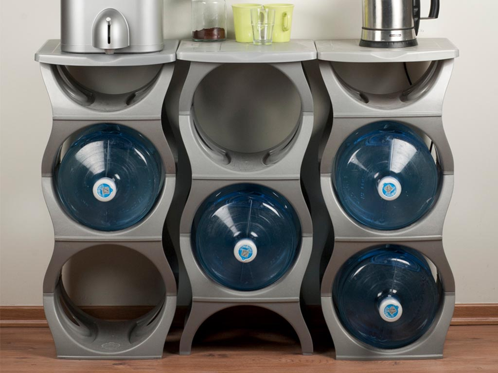 Why You Need A Water Cooler Bottle Rack