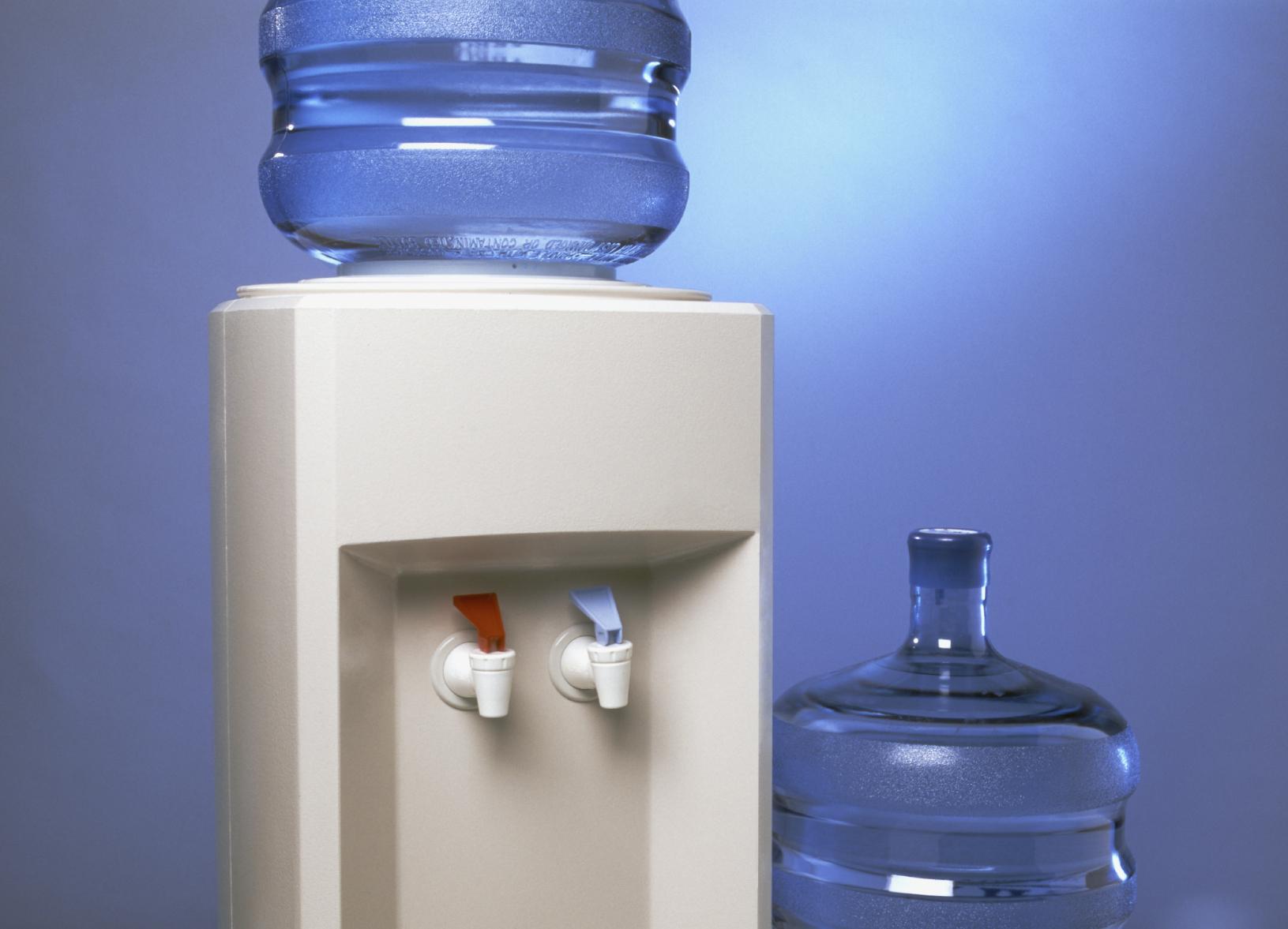 Ремонт кулера для воды течет вода