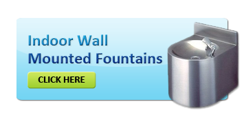 Indoor wall mounted Drinking Fountains