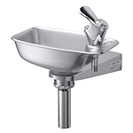 Halsey Taylor 2501 Wall Mounted (Bracket) Water Fountain