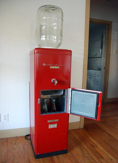 The History Of Water Coolers