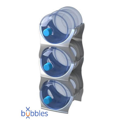 Water Cooler Bottle Racks The Innovative Quot Water Bubble