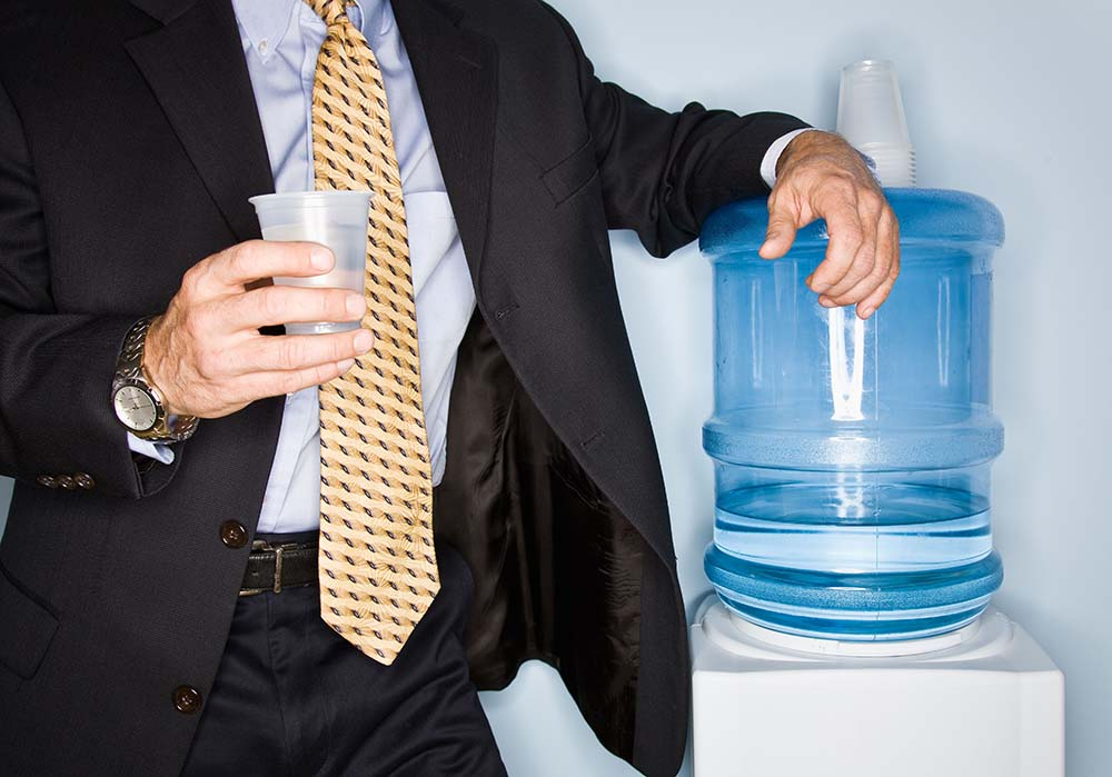 The Truth About Your Water Cooler