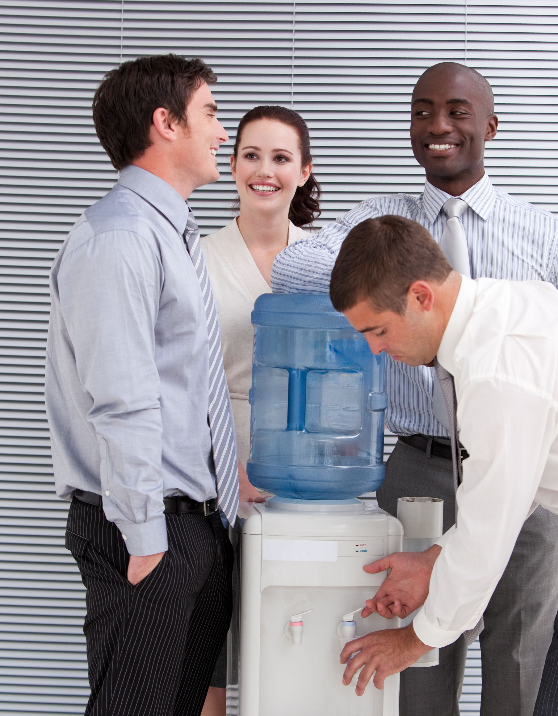 Why Does Your Office Need A Water Cooler