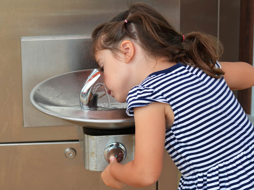 The Benefits Of Having A Recessed Indoor Drinking Fountain