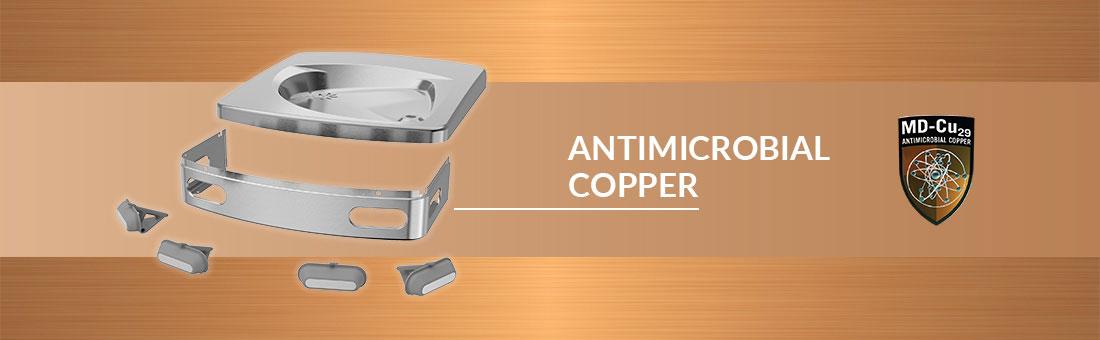 Copper banner