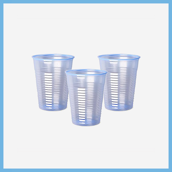1000 x Plastic Cups
