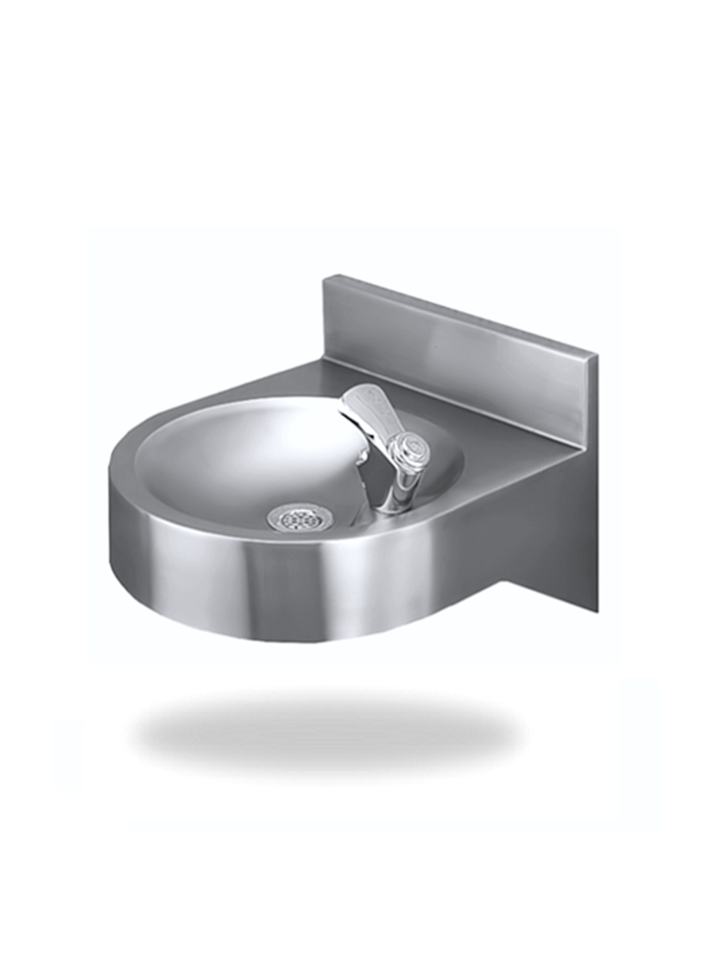 Dwf1 wall mounted drinking fountain - Wall mounted water feature ...