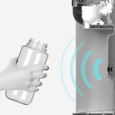Hands-free Sensors