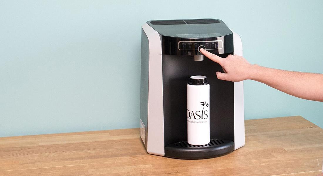 Polaris Counter Top Mains-fed Water Cooler