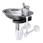 Oasis F120, Bracket Mounted, On-A-Wall, Drinking Water Fountain