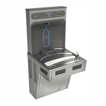 Hydroboost Hthb Hac8 Drinking Fountain And Bottle Filling