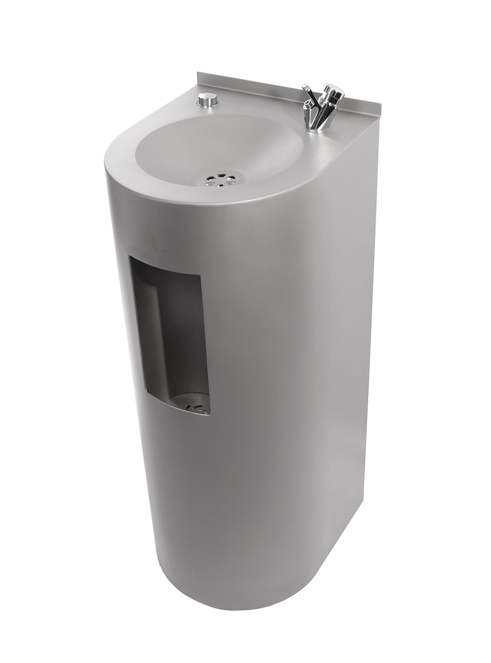 The Dual Drinking Fountain with Bottle Filling Station ...