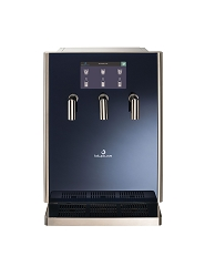 BluGlass Plus Mains-fed Counter Top Touch Screen Water Cooler + UV Light