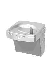 Oasis PVAC Vandal-Resistant VersaCooler Wall Mounted Non-Refrigerated Drinking Fountain