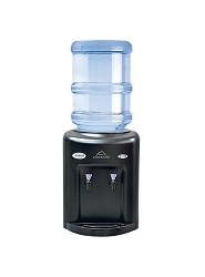 Avalanche Counter Top Bottled Water Cooler Rental