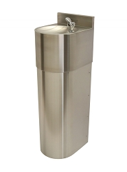 Eclipse Floor Standing Drinking Fountain - Adult Height