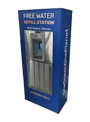 Hydrate Direct Refill Station Non-Refrigerated Manual Bottle Filler