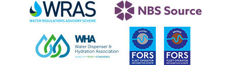 Our accreditations include WRAS, WHA, NBS Source and FORS Bronze and Silver