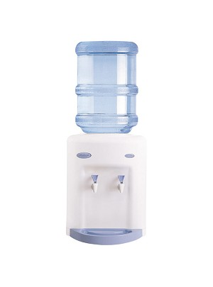 Avalanche Counter Top Bottled Water Cooler White