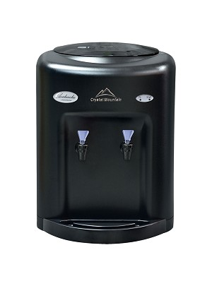 Avalanche Counter Top Water Cooler Black