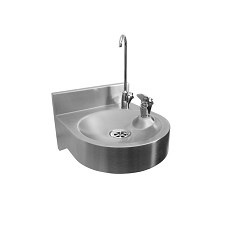 DWF1 Drinking Fountain with Bottle Filler Tap