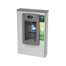 Oasis PWSMEBFY Aqua Pointe Surface Mount Non-Refrigerated Bottle Filler with Counter