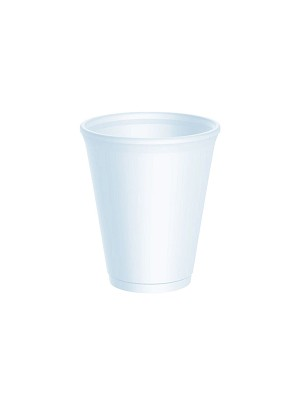 Polystyrene Cups - Box of 1000