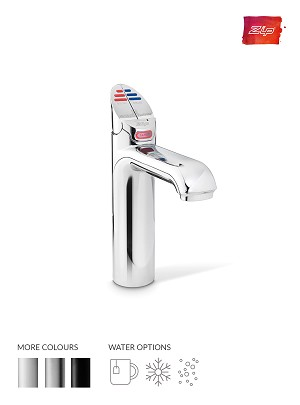 Zip HydroTap G4 Classic - Boiling, Chilled & Sparkling 100/75