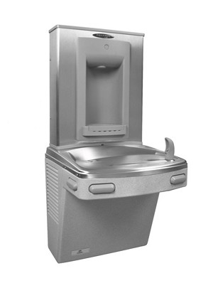 Oasis P8SBF Versafiller with P8ACY Stainless-Steel Cooler
