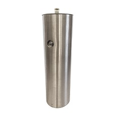 Stainless Steel Floor Standing Fountain - Adult Height