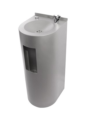 The Dual Drinking Fountain with Bottle Filler - Adult Height